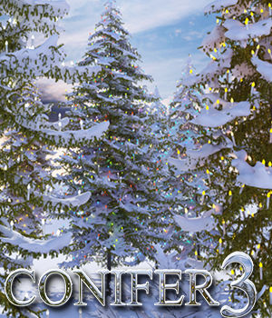 Flinks Conifer 3 3D Models Flink