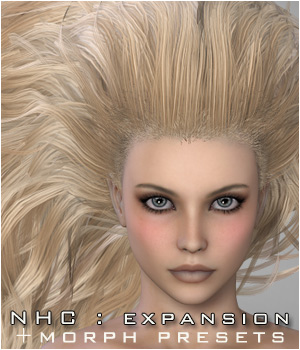 NHC Expansion : SAV Zero Gravity - SE 3D Figure Assets P3D-Art