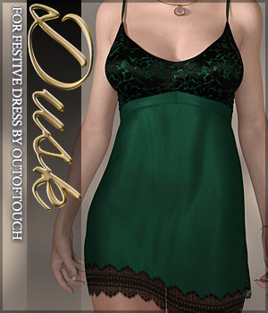 Dusk for Festive Dress 3D Figure Essentials Sveva