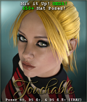 Touchable Hr-177 by -Wolfie-