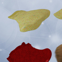 Baby Socks for Toon Generation 2 for Genesis 3 Male image 6