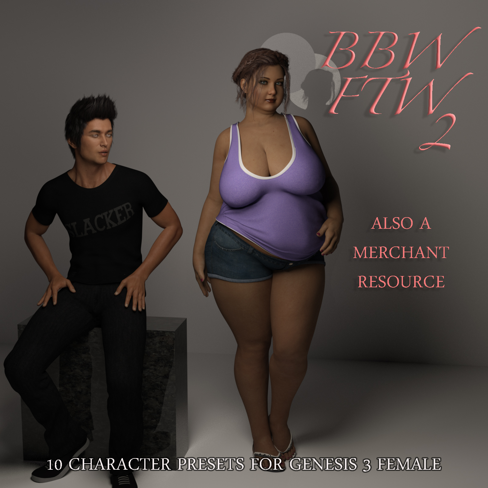 BBW FTW 2  by AliveSheCried