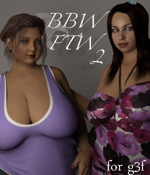 BBW FTW 2  3D Figure Essentials AliveSheCried