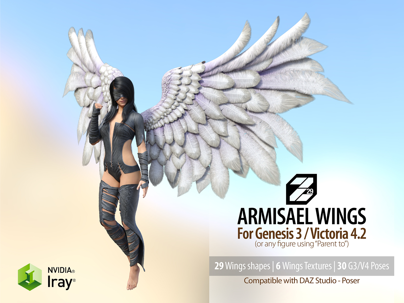 Armisael Wings