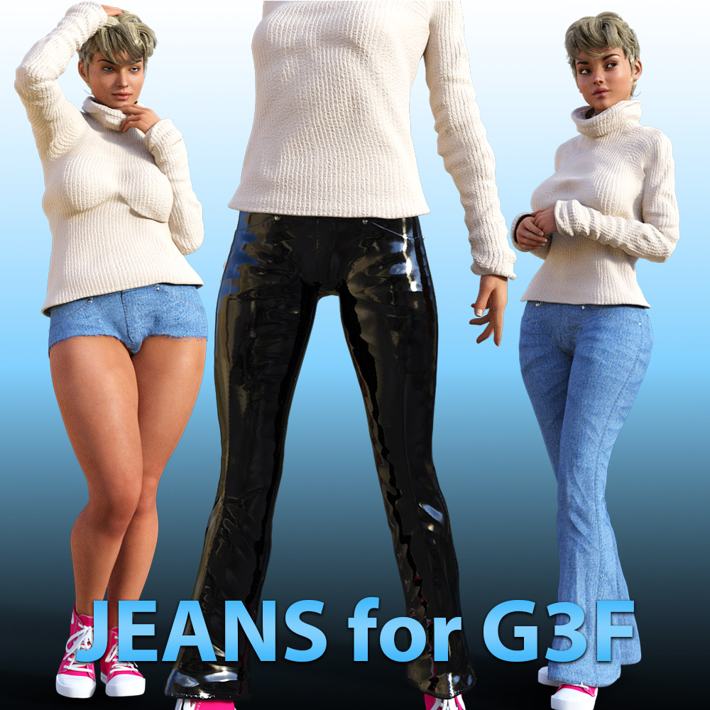 Jeans for G3 females