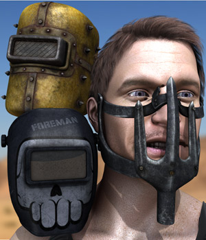 Wasteland Vanguards 3D Figure Essentials 3D Models coflek-gnorg