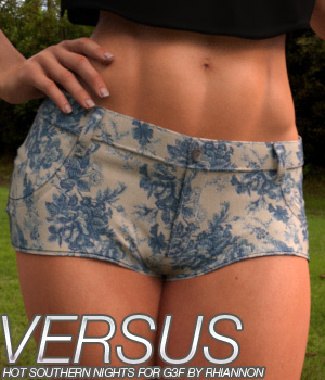 VERSUS - Hot Southern Nights for Genesis 3 3D Figure Essentials Anagord