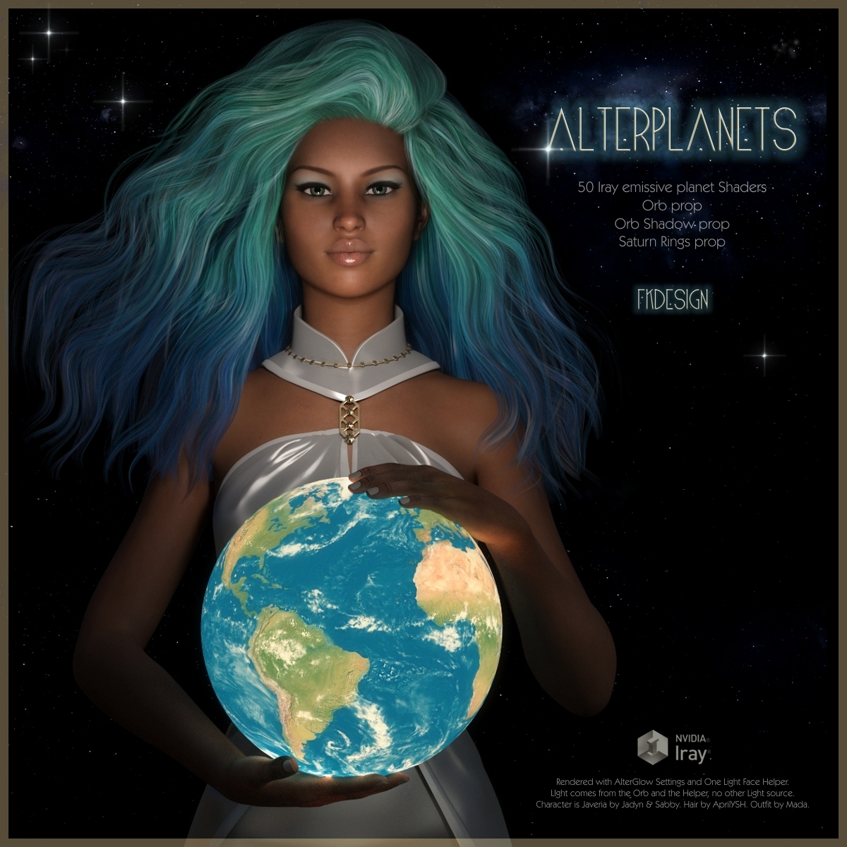 AlterPlanets Iray
