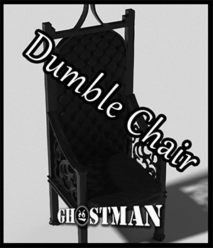 Dumble Chair 3D Models ghostman