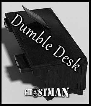 Dumble Desk 3D Models ghostman