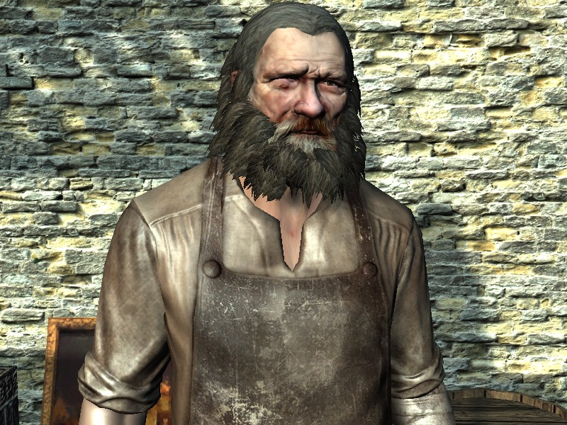 Blacksmith NPC - Extended License