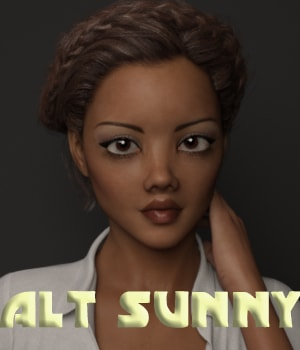 Alt Sunny 3D Figure Essentials AliveSheCried