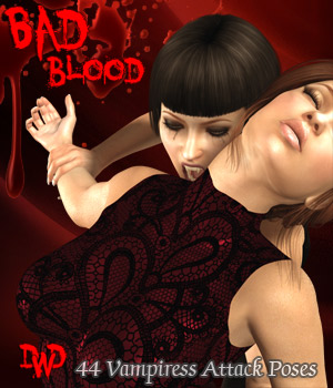 Bad Blood by Darkworld