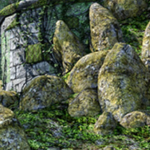Rock And Roll Stone and Rock Shades and Models for Daz Studio and Iray. image 8