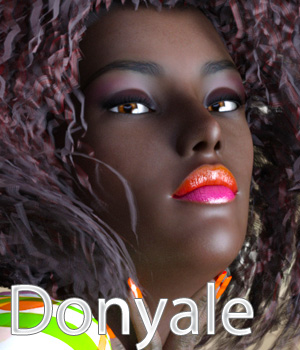 Donyale for G3F