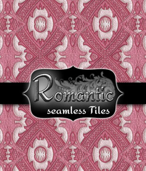 MR-Romantic Patterns 2D Graphics Merchant Resources antje