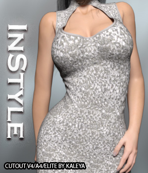 InStyle - Cutout V4/A4/Elite 3D Figure Essentials -Valkyrie-