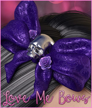 Love me Bows 3D Figure Essentials TwiztedMetal