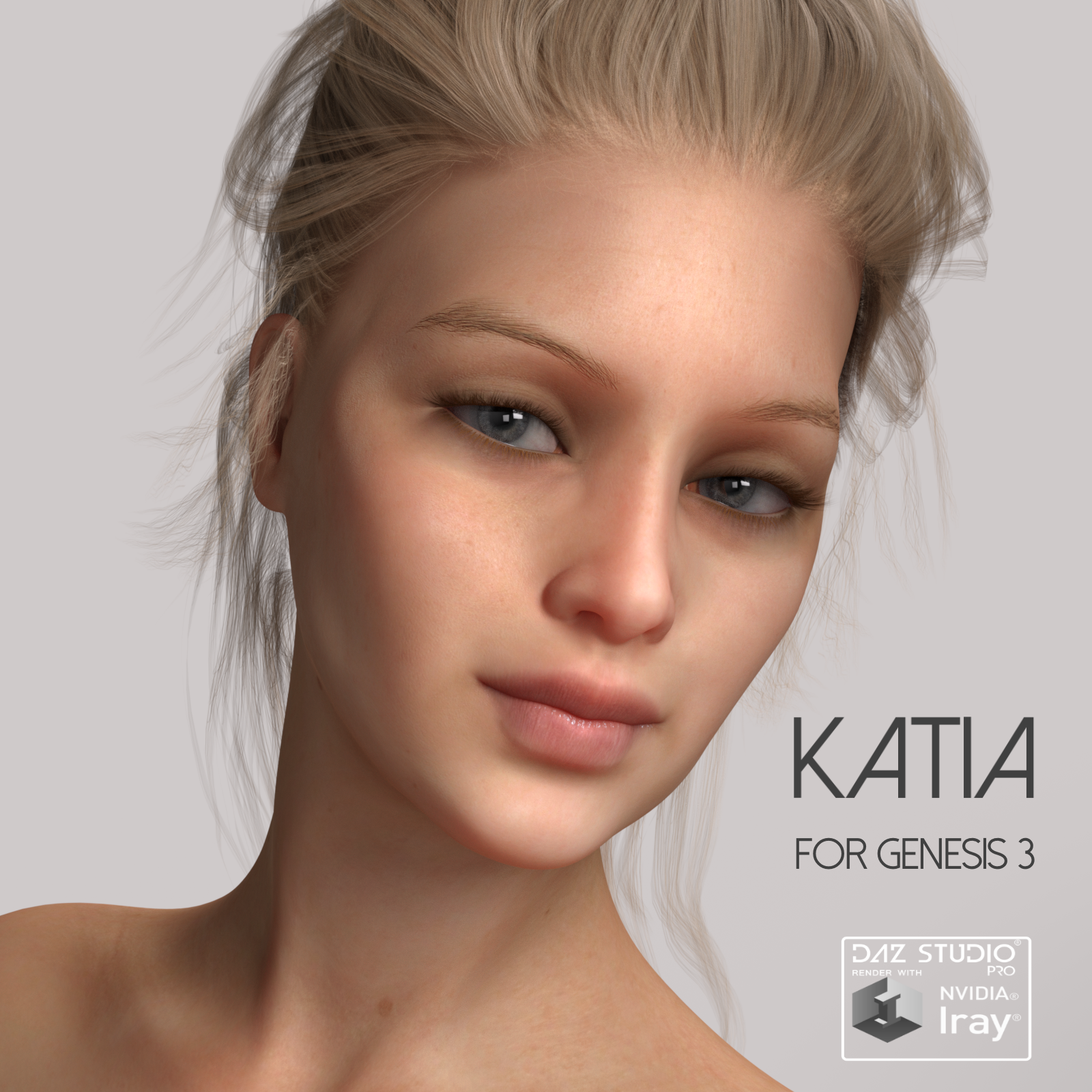 Redz Katia for Genesis 3 Female