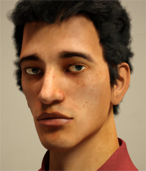 Roman for Genesis 3 Male(s)  3D Figure Assets Toyen