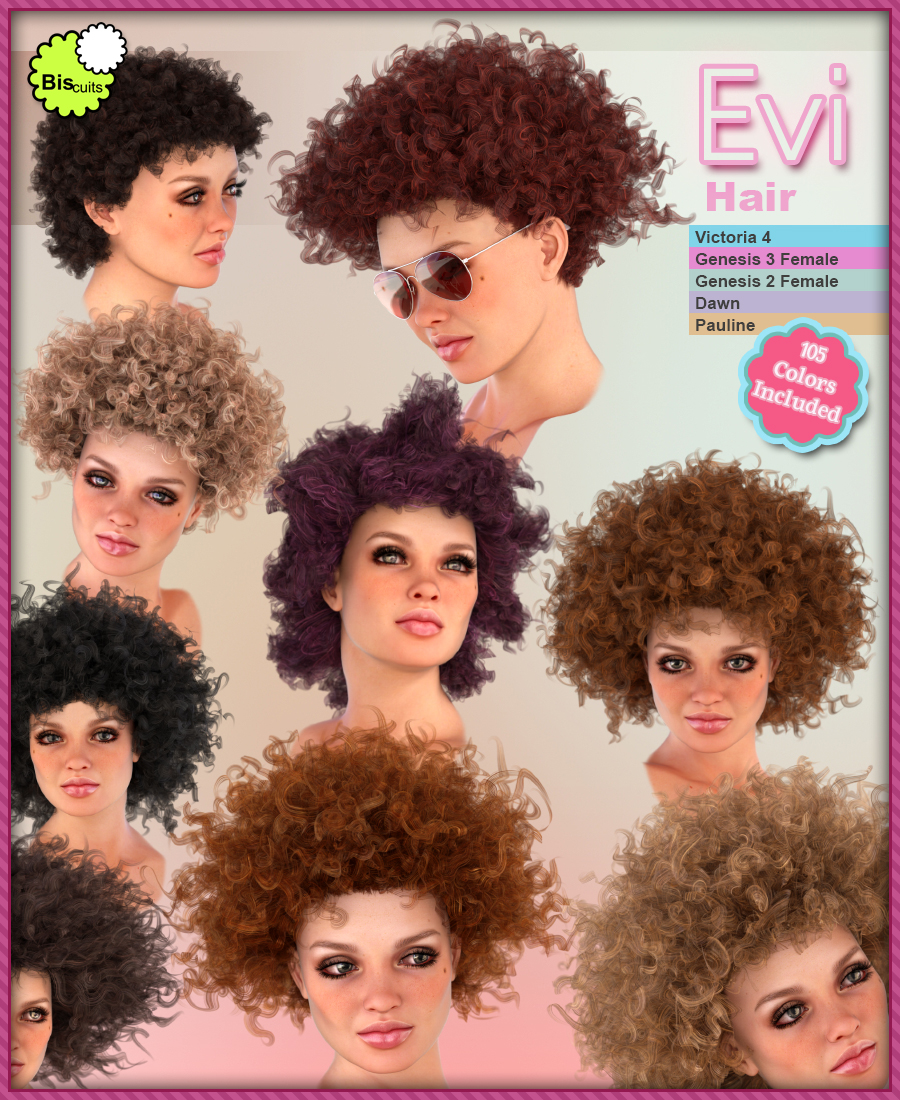 Biscuits Evi Hair by Biscuits