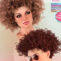 Biscuits Evi Hair image 10