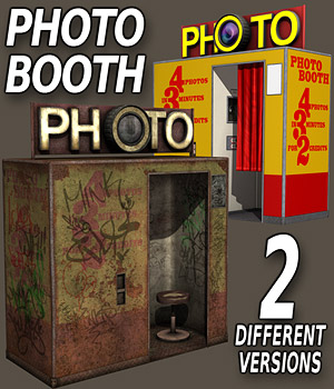 Photo Booth by coflek-gnorg