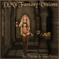 DM Fantasy Visions - Extended License 3D Models Extended Licenses DM