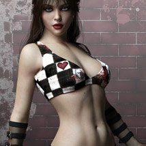 CruX Outfit for the Genesis 3 Female image 2