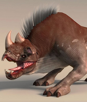 Cave Monster - Extended License 3D Models Extended Licenses Game Content - Games and Apps KRBY