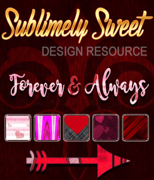 Sublimely Sweet Design Resource 2D Merchant Resources 3DSublimeProductions