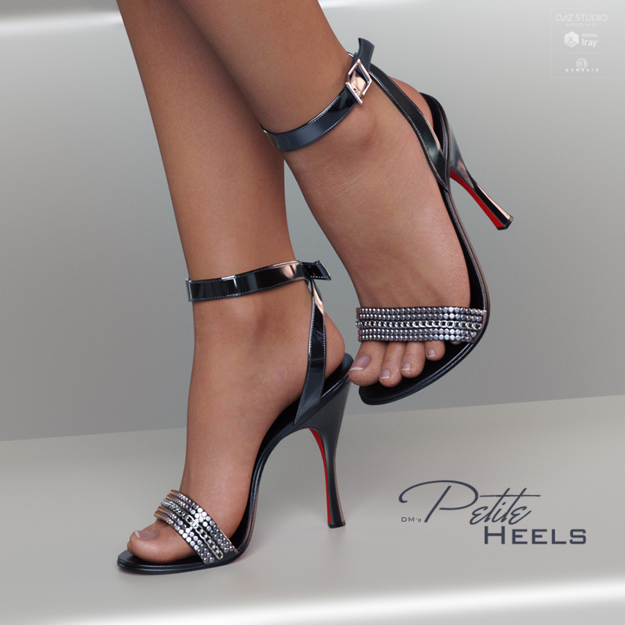 DMs Petite Heels - Extended License by DM