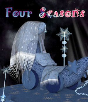 DA-Four Seasons 3D Figure Essentials DarkAngelGrafics