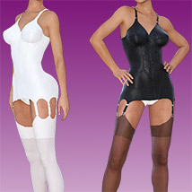 Pletaix Corset for G3 females image 1