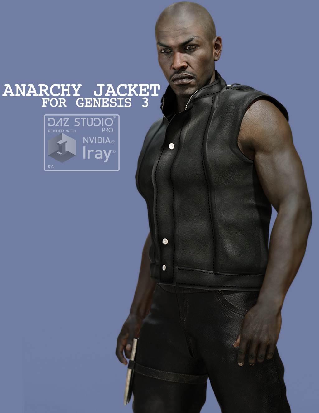 Anachy Jacket For G3M