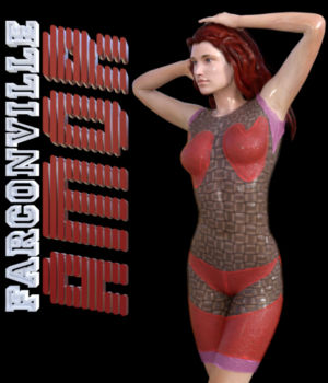AMOR OUTFIT FOR GENESIS, VICTORIA 5 AND MICHAEL 5 3D Figure Assets farconville