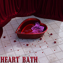 Heart Bath Daz Studio image 4