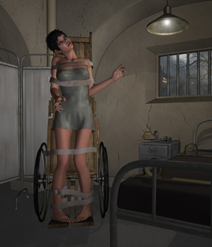 Psych Ward 3D Models VerveDesign