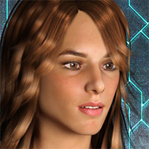 Exnem Giovanna Character for G3 Female image 1