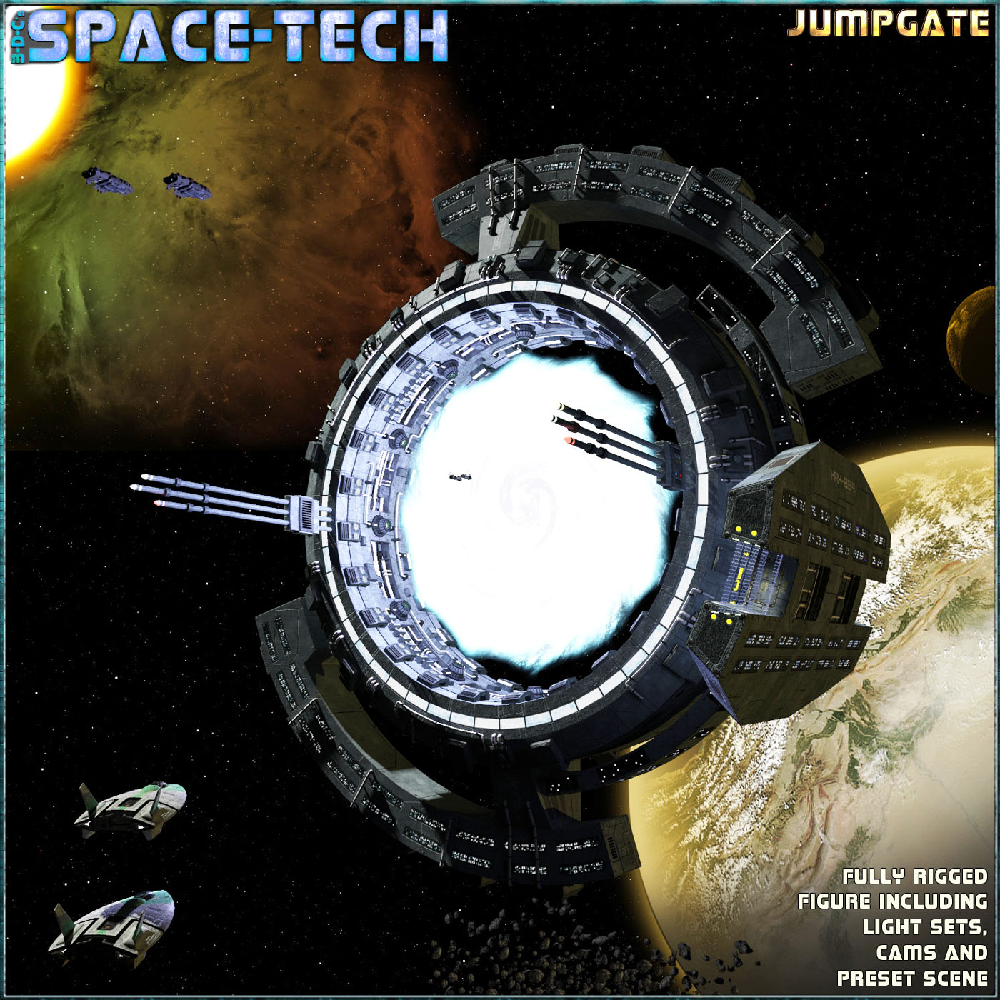 SpaceTech: JumpGate