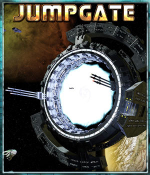 SpaceTech: JumpGate by 3-d-c