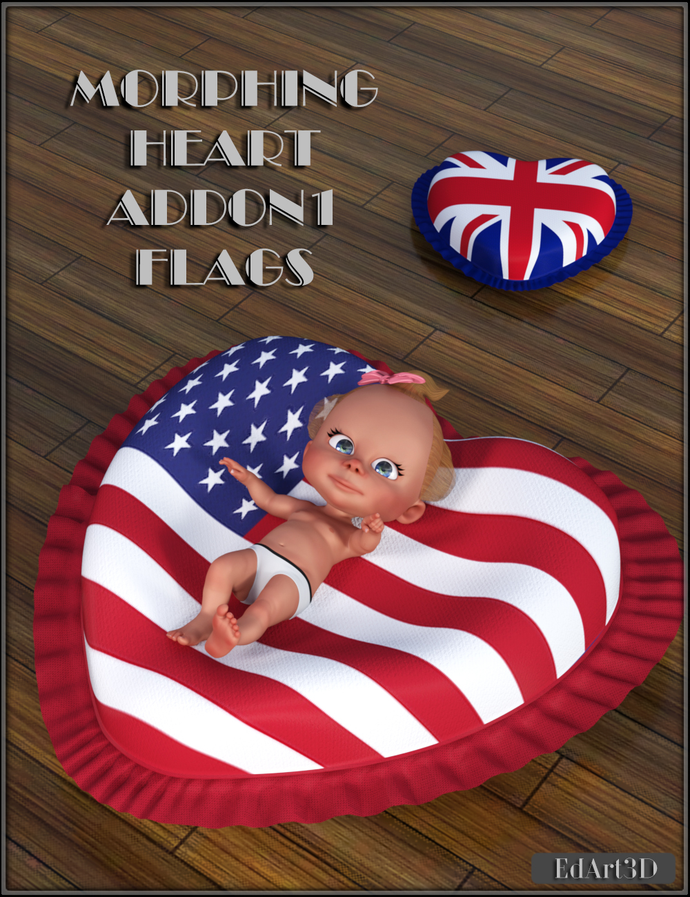 Morphing Heart AddOn1 Flags