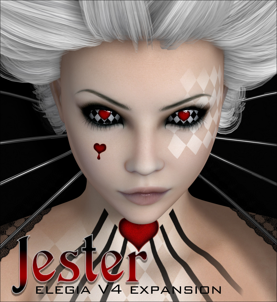 Jester - Elegia V4 Expansion by digiPixel