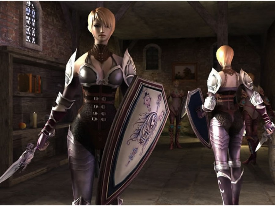 Royal Female Warrior - Extended License