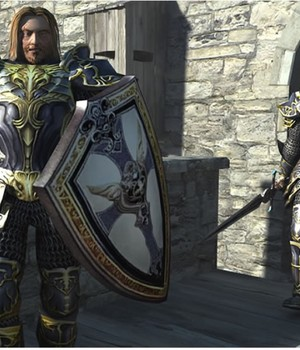 Royal Knight - Extended License 3D Models Extended Licenses Game Content - Games and Apps KRBY