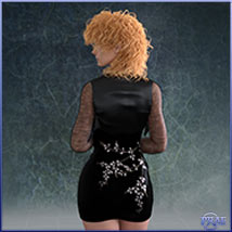 Prae-Midnight Outfit for G3 image 5
