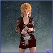 Prae-Midnight Outfit for G3 image 7