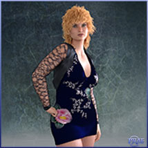 Prae-Midnight Outfit for G3 image 8