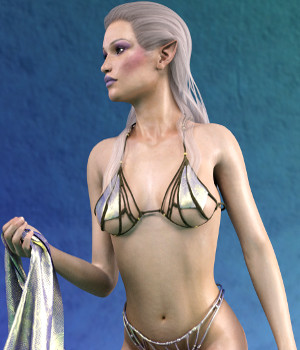 SF Beautiful Skin Iray GENESIS 3D Figure Assets SickleYield