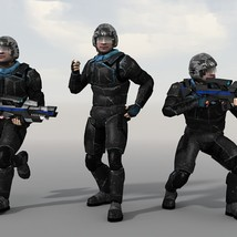 SF Soldier - Extended License image 4